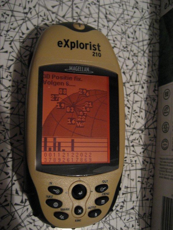 explorist 210 firmware